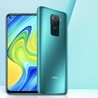 Смартфон Xiaomi Redmi Note 9 3/64GB (зеленый)
