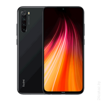 Смартфон Xiaomi Redmi Note 8 3/32GB (черный)