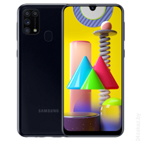 Смартфон Samsung Galaxy M31 6GB/128GB (черный)