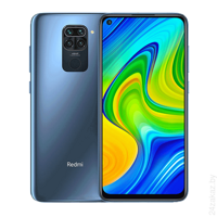 Смартфон Xiaomi Redmi Note 9 3/64GB (синий)