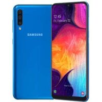 Смартфон Samsung Galaxy A50 6/128GB (синий)