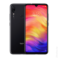Смартфон  Xiaomi Redmi Note 7 4/64GB (черный)