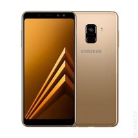 Смартфон Samsung Galaxy A8 (2018) 32GB A530F/DS золотистый