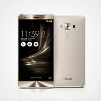 Смартфон ASUS ZenFone 3 Deluxe Sand Gold [ZS550KL]
