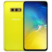 Смартфон Samsung Galaxy S10e 6Gb/128Gb (цитрус)