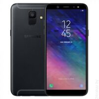 Смартфон Samsung Galaxy A6 (2018) 3GB/32GB (черный)
