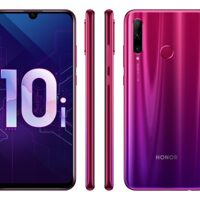 Смартфон Honor 10i 128Gb (красный)