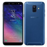 Смартфон Samsung Galaxy A6 (2018) 3GB/32GB (синий)