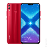 Смартфон Honor 8X 4/128GB  (красный)