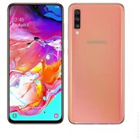 Смартфон Samsung Galaxy A70 6GB/128GB (коралловый)