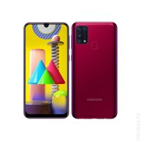 Смартфон Samsung Galaxy M31 6GB/128GB (красный)