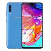 Смартфон Samsung Galaxy A70 6GB/128GB (синий)