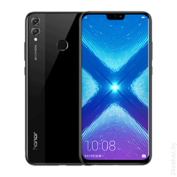 Смартфон Honor 8X 4/64GB  (черный)